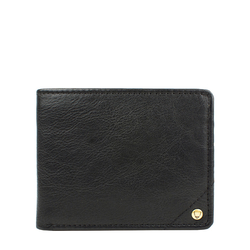 ASW004 RF MENS WALLET REGULAR,  black