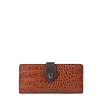 Scorpio W1 Sb (Rf) Women s Wallet, Croco Melbourne Ranch,  tan