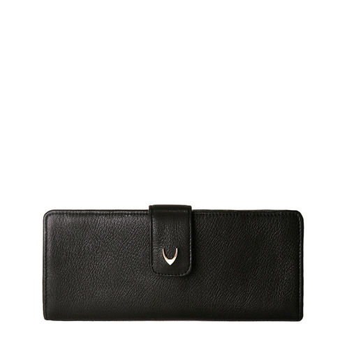 RhoneWomen s Wallet, deer,  black