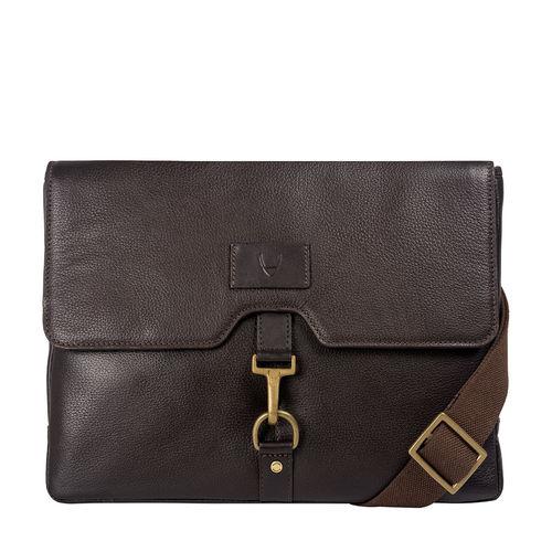 Ee Jaguar 03 Messenger Bag, Regular,  brown
