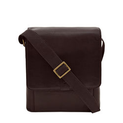 Aiden 02 Crossbody, regular,  brown
