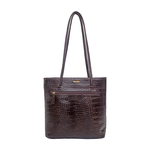 Tovah 4310 Women s Handbag, Croco,  brown