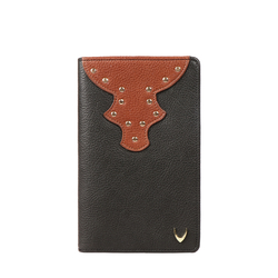 345-031F PH (RF) MENS WALLET KALAHARI,  black