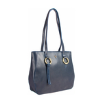 Haussman 02 Women s Handbag Ranch,  midnight blue