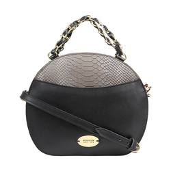 LILAC 03 SB WOMENS HANDBAG MELBOURNE RANCH,  black