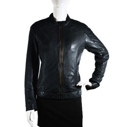 Cher Jacket, Sheep Washed,  black