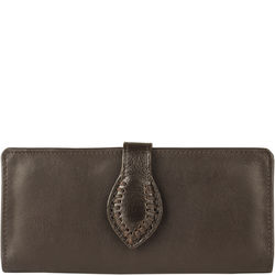 Polo W1 (Rfid) Women's Wallet, Ranchero,  brown