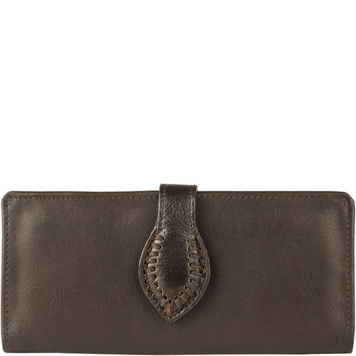 Polo W1 Women s Wallet, ranchero,  brown