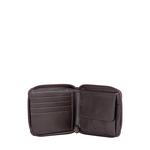 310 030[ Rfid] Sb Men s Wallet, Waxed Split,  brown