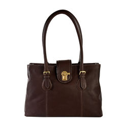 Ruby 03 Handbag, escada,  brown