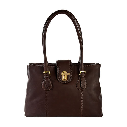 Ruby 03 Handbag,  brown, escada