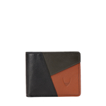 312-030 (RFID) MENS WALLET REGULAR,  black