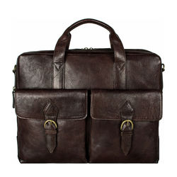 Indigo 02 E. I Briefcase,  brown