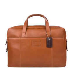 Stephenson 04 Briefcase, soho,  tan