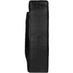 109 02 Women s Handbag, Croco,  black