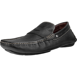 Copa Cabana Men's Shoes, Soweto, 11,  black