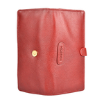 Polo W1 (Rfid) Women s Wallet, Roma Ranch,  red