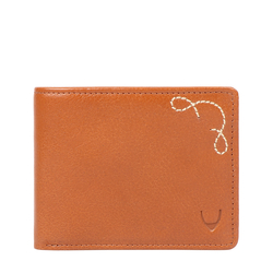 367-L103 RF MENS WALLET APACHE,  tan