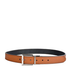 Aldo Men's belt, 38 40,  tan