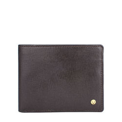 L104 Men's wallet, manhattan,  brown