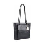Tovah 4310 Women s Handbag, Croco,  black