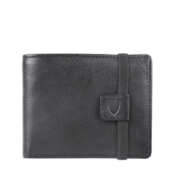 297-017 RF MENS WALLET REGULAR,  black