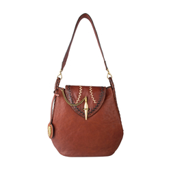 Swala 02 Women's Handbag, Kalahari Mel Ranch,  brown