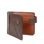 378-2020 SB MENS WALLET MELBOURNE RANCH,  brown
