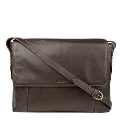 Nicholson 01 Messenger bag, regular,  brown
