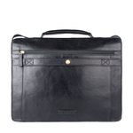 Campbell 03 Briefcase Ranchero,  black