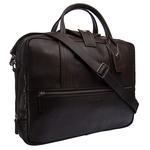 I Bag 01 Briefcase,  brown, regular