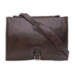 Ace Briefcase,  brown, regular