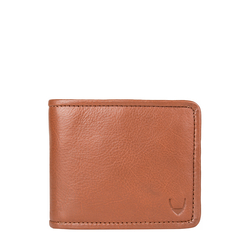 267-L103F (Rf) Men's wallet,  tan