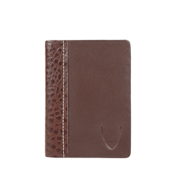 377-255 PH SB PASSPORT HOLDER MELBOURNE RANCH,  brown