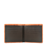 Baku (Rfid) Women s Wallet, Ostrich,  tan