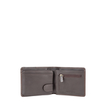 Uranus W4 Sb (Rfid) Men s Wallet Regular Printed,  brown