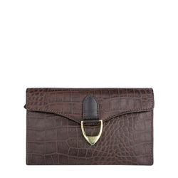 Ee Elsa W1 Women's Wallet Croco,  brown