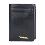 284-Tf (Rf) Men s wallet,  black