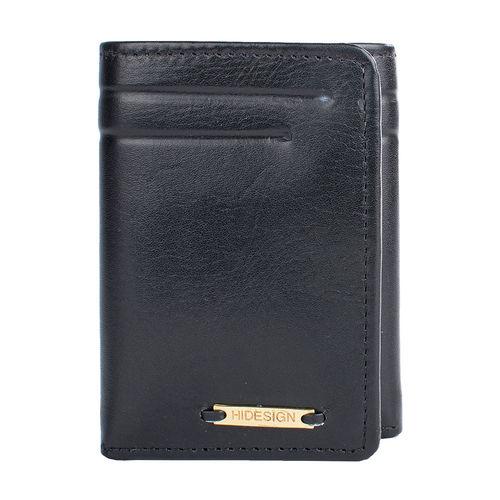 284-Tf (Rf) Men s wallet,  black