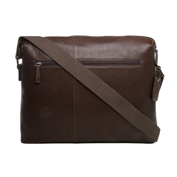 Fitch 02 Men's Messanger Bag, Ranchero,  brown