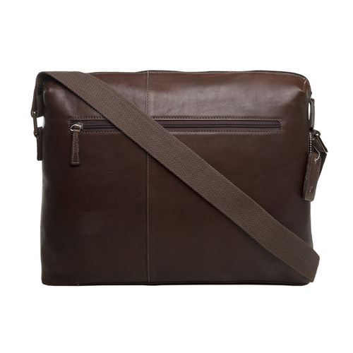 Fitch 02 Men s Messanger Bag, Ranchero,  brown
