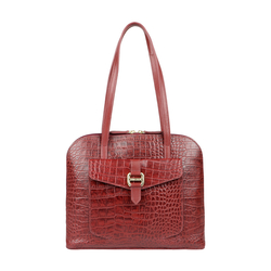 LOTUS 03 SB WOMENS HANDBAG CROCO,  marsala
