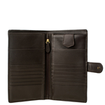 001 (Rf) Passport holder,  brown