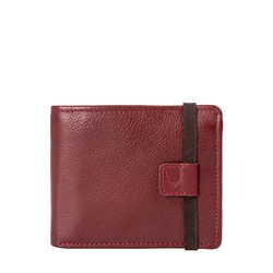 297-490 RF MENS WALLET REGULAR,  marsala