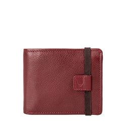 297 490 (Rfid) Men's Wallet, Regular,  marsala