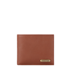 EE 017SC RF MENS WALLET REGULAR,  tan