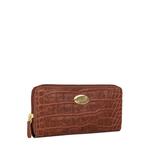 Mackenzie W2 (Rfid) Sb Women s Wallet, Croco,  tan