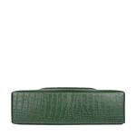 Croco 02 Women s Handbag, Croco Melbourne Ranch,  green