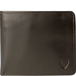 L106 Men's wallet, ranch,  brown