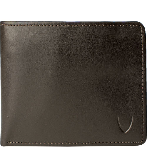L106 Men s wallet,  brown, ranch
